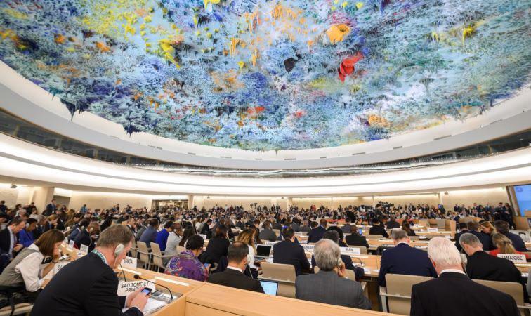 تصویر بیانیه مشترک 24 کشور غربی درباره نقض حقوق بشر در عربستان