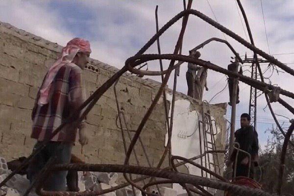 تصویر یک نهاد حقوقی گزارش داد؛ کشتهشدن ۹۲۴ کودک سوری در حملات ائتلاف بینالمللی