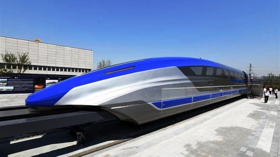 تصویر قطار سریع السیر نجف – کربلا راه اندازی می شود