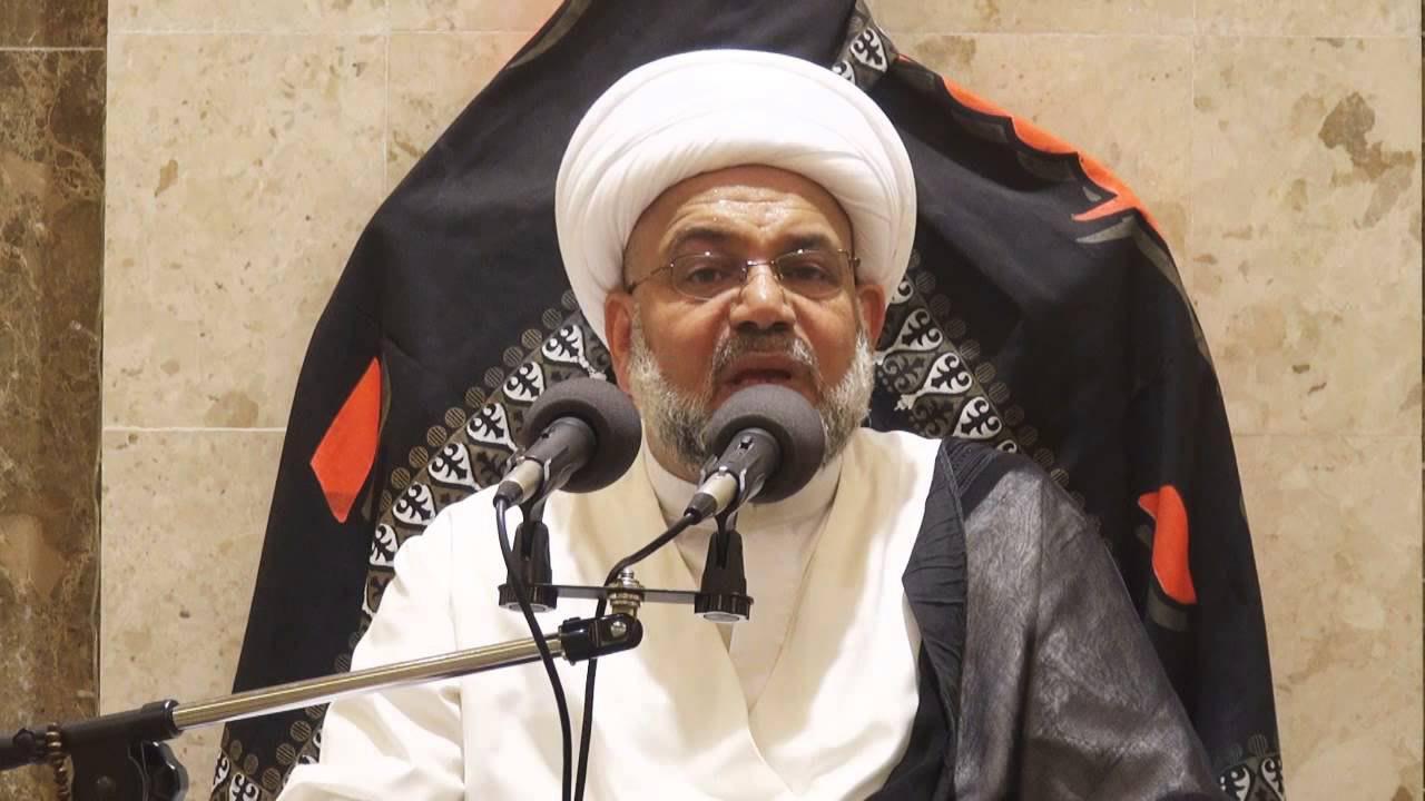 تصویر بازداشت یک روحانی و 6 جوان شیعه در بحرین به دلیل فعالیت های عاشورایی