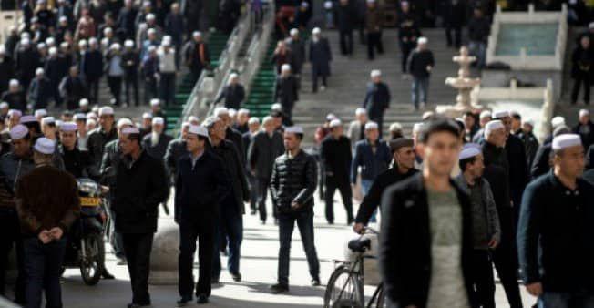 تصویر مسلمانان هوی؛ هدف جدید اسلامستیزی در چین