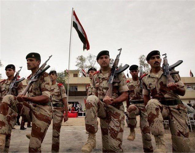تصویر آماده باش ارتش عراق لغو شد