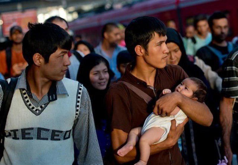 تصویر موج تازه مهاجرت به اروپا؛ شمار پناهجویان افغان بیش از پناهجویان سوری