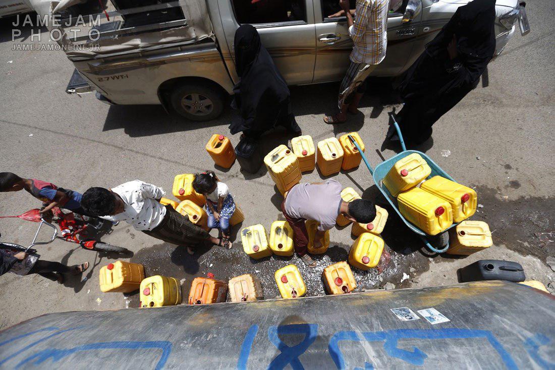 Photo of آکسفام: ۱۵ میلیون یمنی از کمبود شدید آب آشامیدنی رنج میبرند