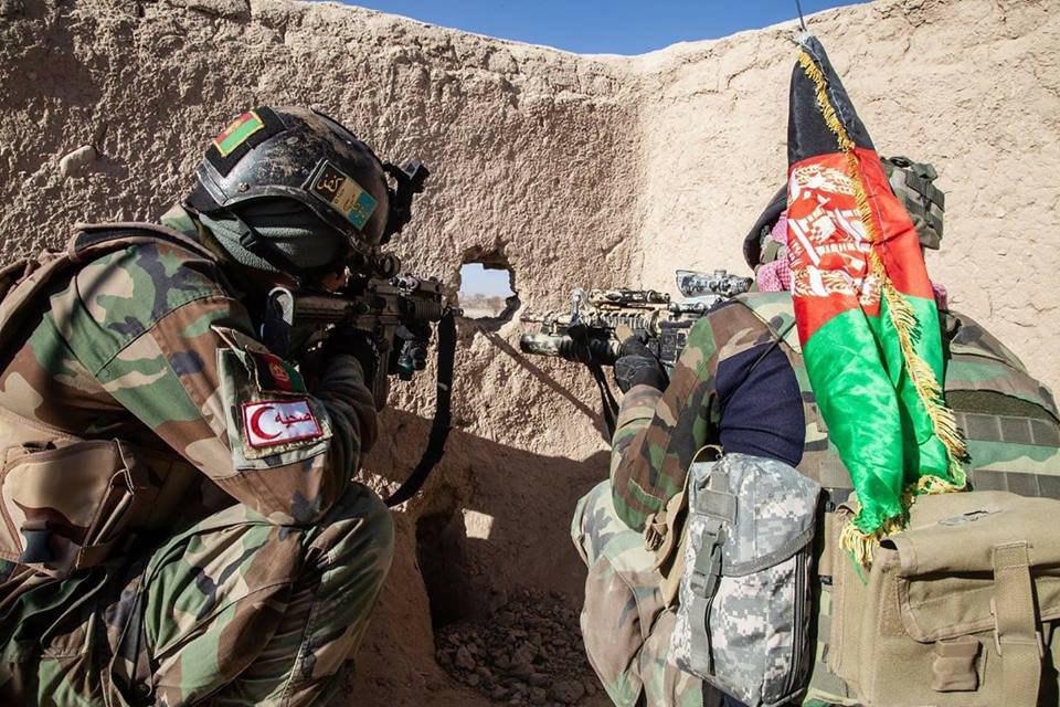 تصویر هلاکت بیش از ۶۰ داعشی در ننگرهار/ انفجار بمب در فاریاب