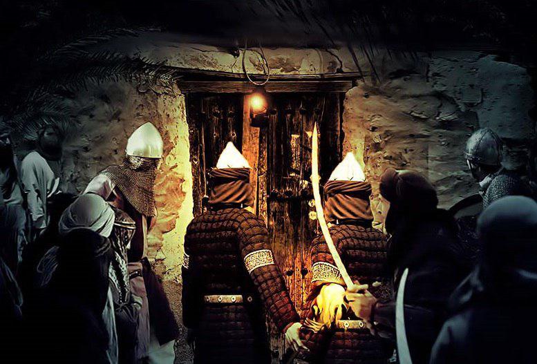 تصویر بزرگداشت هفته محسنیه و عزاداری شیعیان در این هفته