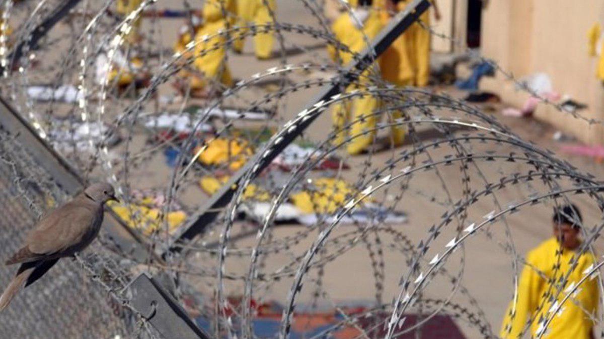 تصویر درخواست سازمان ملل برای محاکمه زندانیان داعشی در کشورهایشان