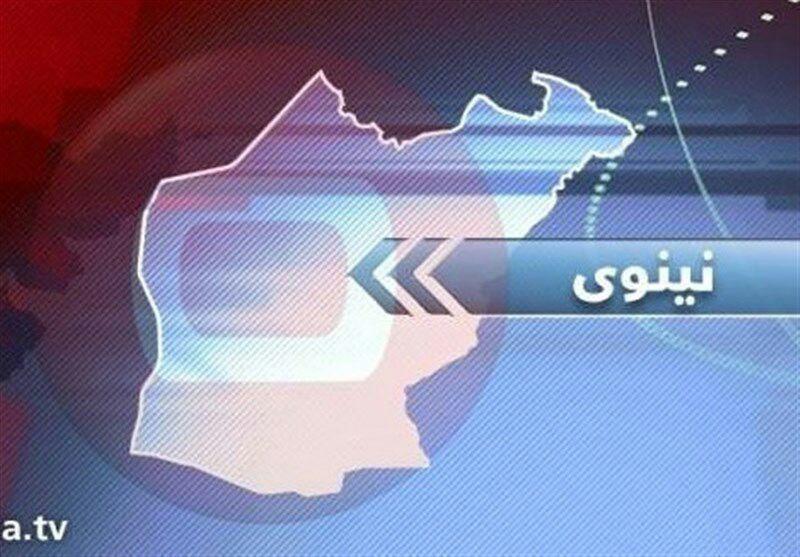 تصویر هلاکت 3 تروریست در استان نینوا