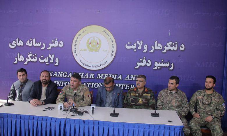 Photo of اعلام شکست داعش در ننگرهار از سوی وزارت کشور افغانستان