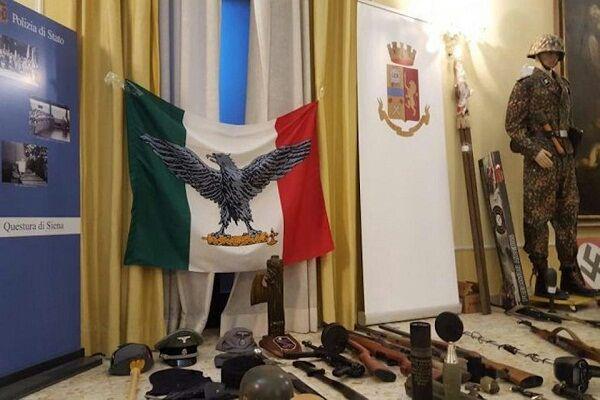 تصویر خنثی شدن برنامه افراطگرایان برای انفجار مسجدی در ایتالیا