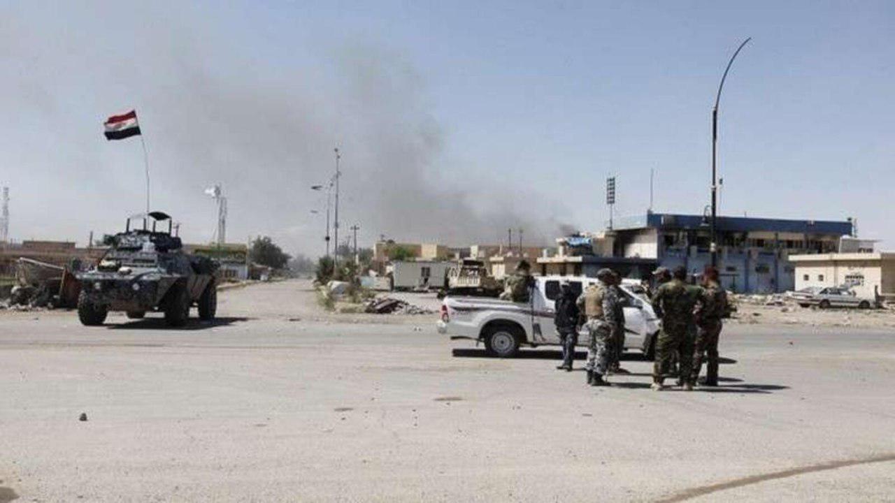 تصویر دفع حمله سنی های تندروی داعش در کرکوک عراق