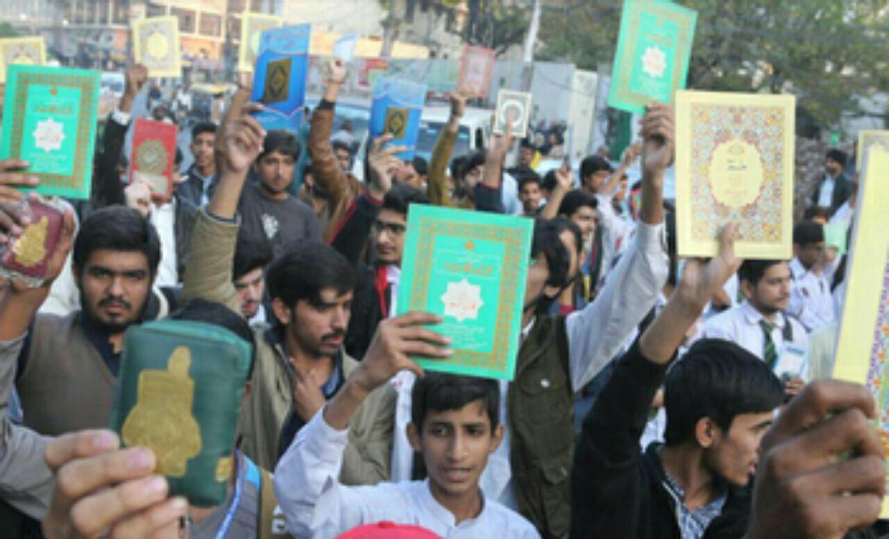 تصویر احضار سفیر نروژ در پاکستان در پی هتک حرمت قرآن