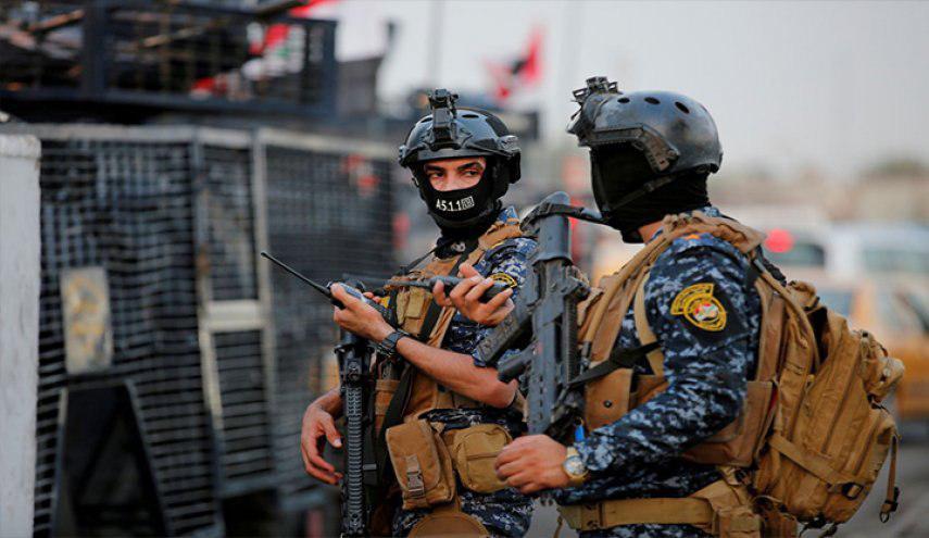 تصویر سه انفجار در پایتخت عراق
