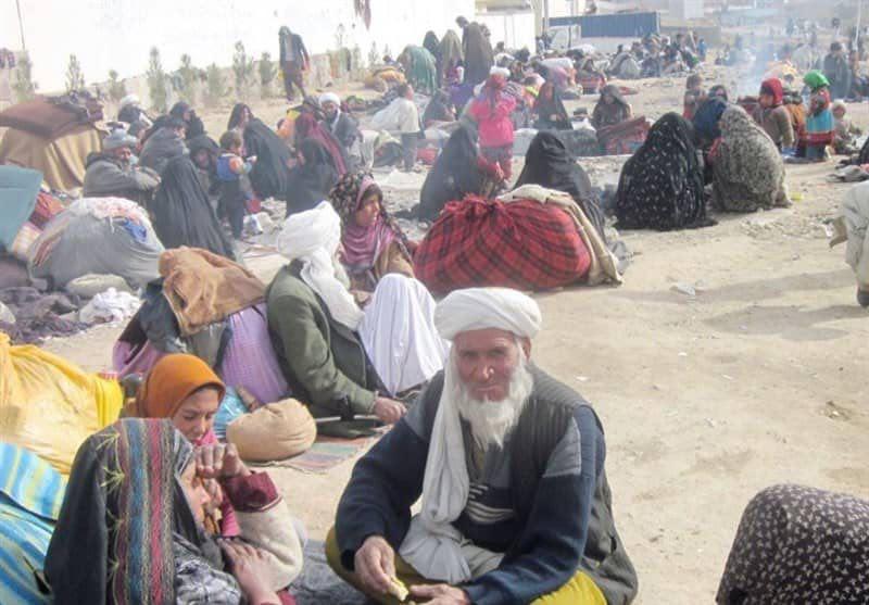 تصویر افزایش ناامنیها در افغانستان؛ آواره شدن بیش از ۳۷۵ هزار نفر در سال ۲۰۱۹
