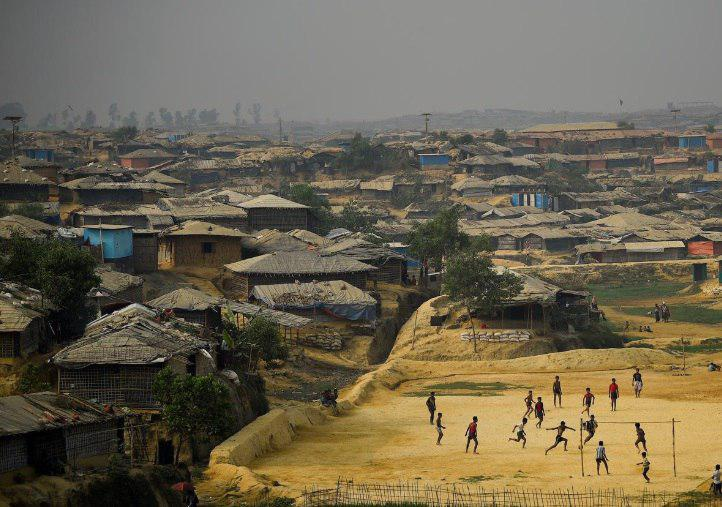 تصویر دیدهبان حقوق بشر: ۴۰۰ هزار کودک روهینگیایی از تحصیل محروم هستند