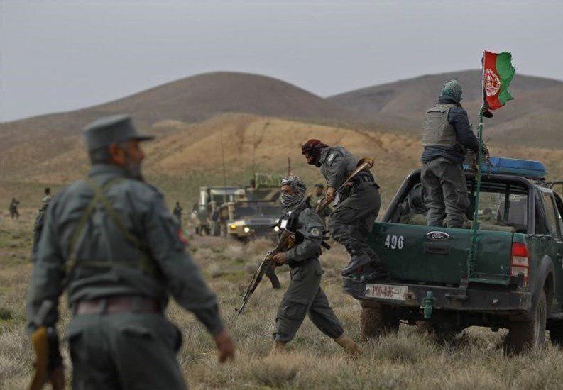 تصویر جان باختن غیر نظامیان و نظامیان در پی اقدامات خشونت آمیز سنی های تندرو در افغانستان