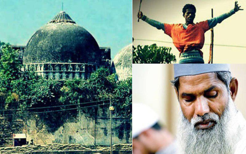 تصویر ساخت یک مسجد توسط هندوی مسلمان برای پاکسازی گناهانش