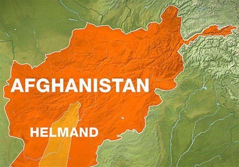 تصویر حمله انتحاری به نیروهای امنیتی در جنوب افغانستان