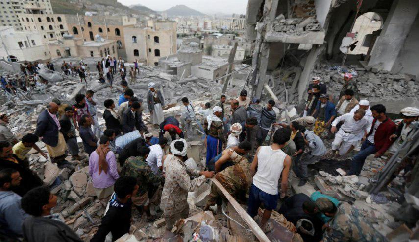 تصویر سازمان جهانی نفی خشونت: عملیات نسل کشی محکوم است
