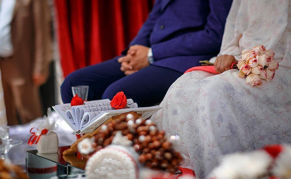 تصویر آخرین آماردر 5 سال اخیر/رشد طلاق و نزول ازدواج در ایران