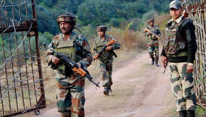 تصویر هند دستور خروج هزاران نیروی نظامی از کشمیر را صادر کرد