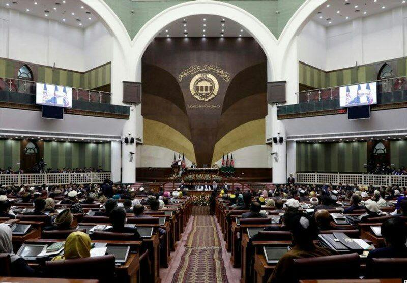 تصویر موافقت پارلمان افغانستان با دریافت کمک مالی از عربستان