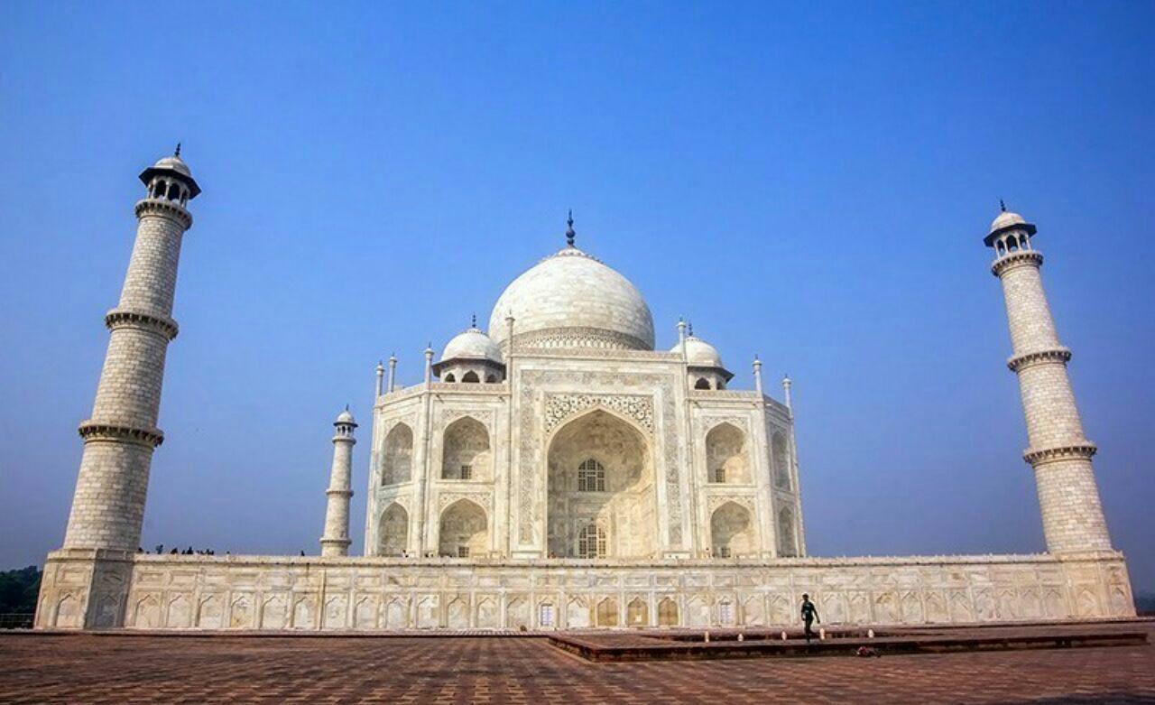 تصویر کاهش بیسابقه تعداد گردشگران خارجی در هند پس از آغاز اعتراضات علیه دولت