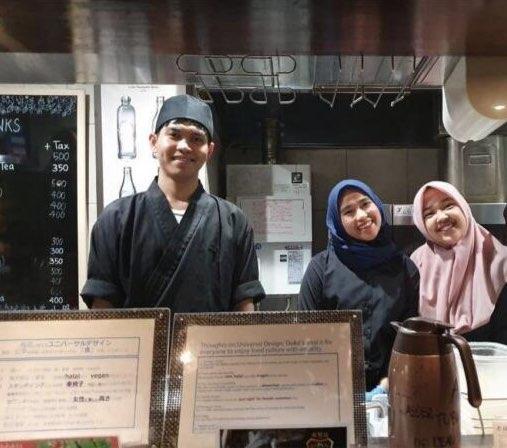 تصویر ژاپن با تدارک محصولات  حلال، برای المپیک توکیو ۲۰۲۰  آماده می شود
