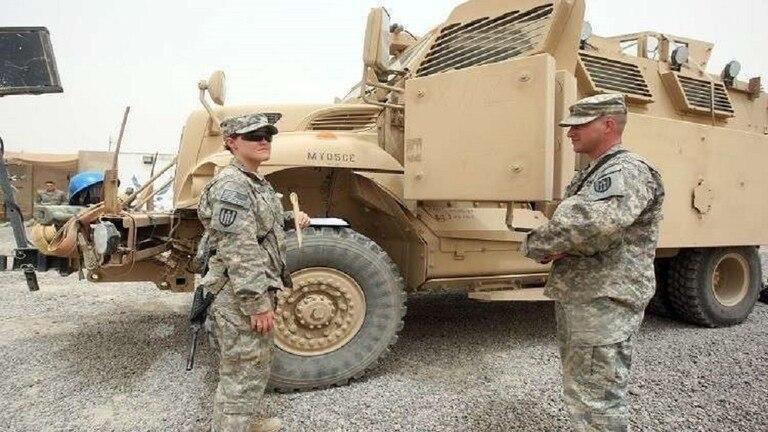 تصویر نیویورک تایمز: ازسرگیری عملیات مشترک ارتش آمریکا با عراق