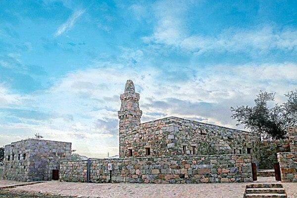 تصویر بازسازی مساجد تاریخی در عربستان