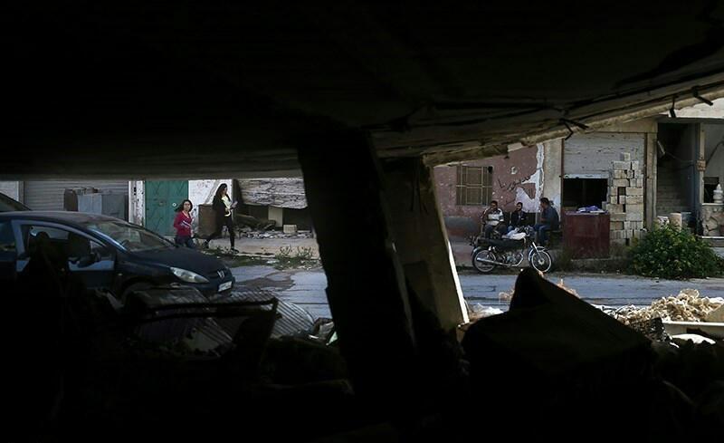 تصویر انهدام یک شبکه تروریستی در موصل