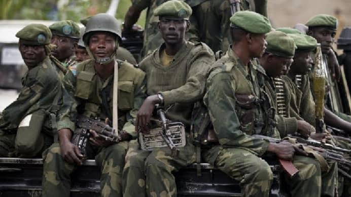 تصویر قتل 30 نفر در حمله سنی های تندرو در شرق کنگو