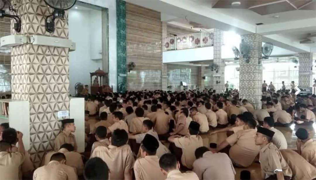 تصویر همکاری مشترک آستان مقدس حسینی با دانشگاه های اندونزی