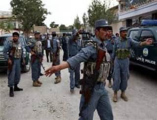 تصویر ۶ پلیس افغانستانی قربانی بمب کنار جاده ای