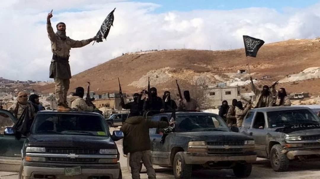 تصویر حضور ۲۷ هزار تروریست خارجی در سوریه و عراق