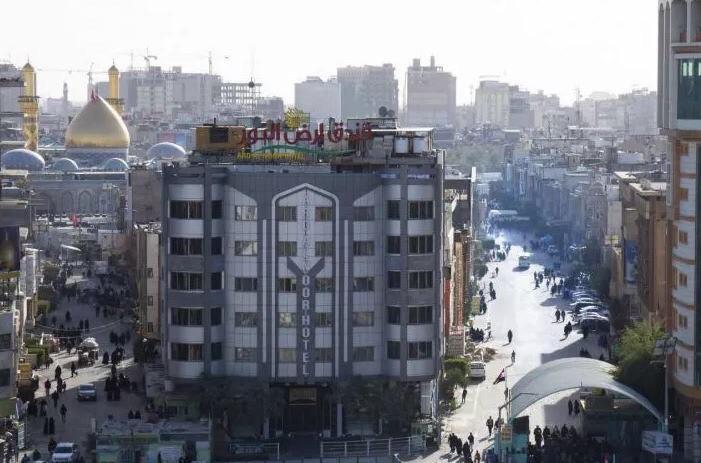 تصویر نامگذاری خیابانی در کربلا به نام حضرت ام البنین سلام الله علیها