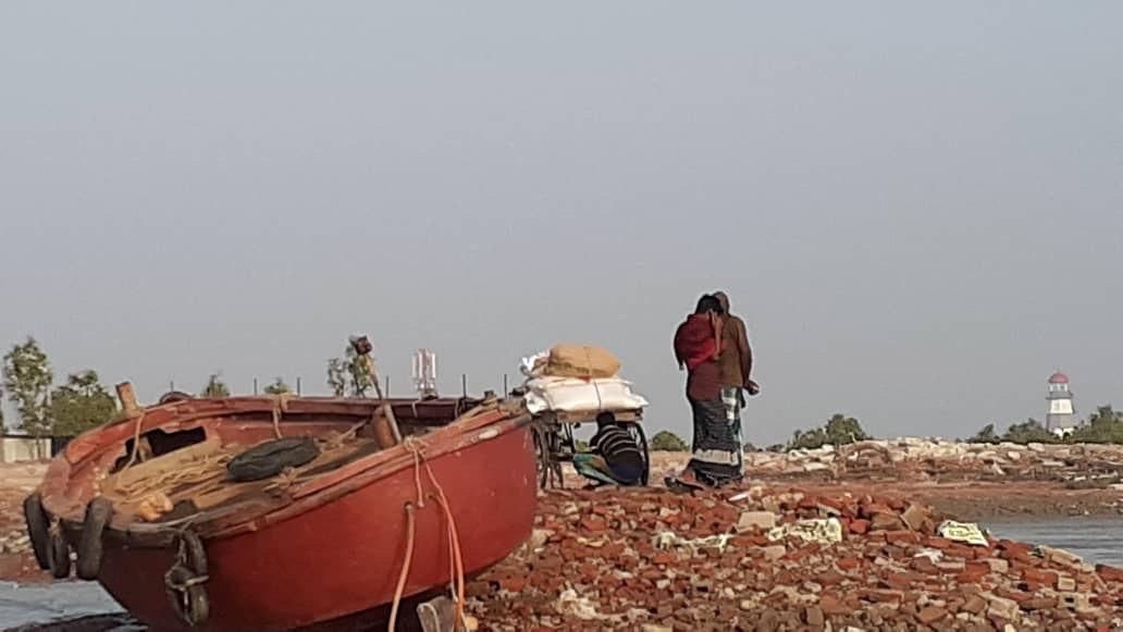 تصویر جانباختن شهروندان روهینگیا در تلاش برای ترک بنگلادش