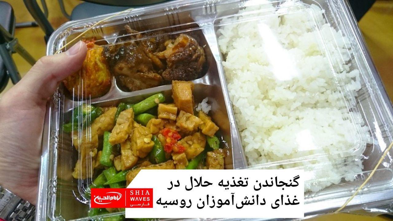 تصویر گنجاندن تغذیه حلال در غذای دانشآموزان روسیه
