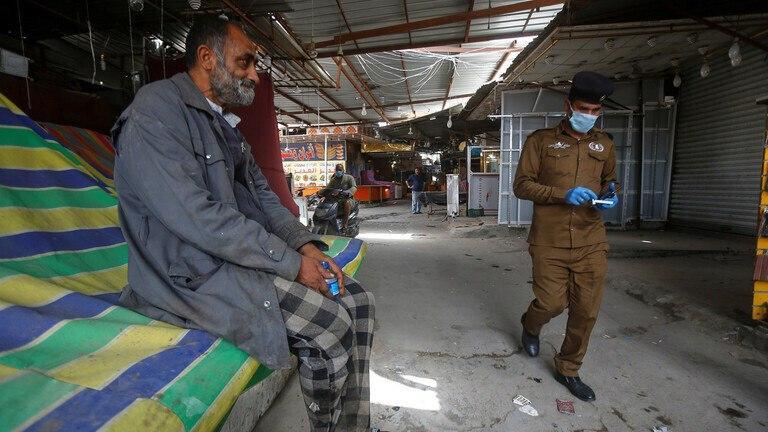 تصویر 20هزار زندانی در عراق آزاد شدند