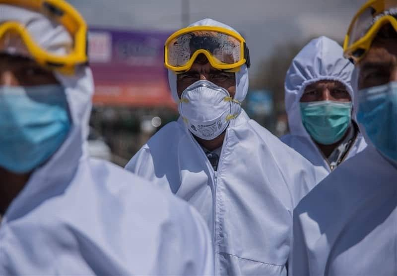 تصویر یک سوم مبتلایان کرونا در کابل از کادر پزشکی هستند