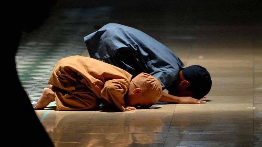 تصویر «اسلام» به نخستین دین در قاره اروپا تبدیل می شود