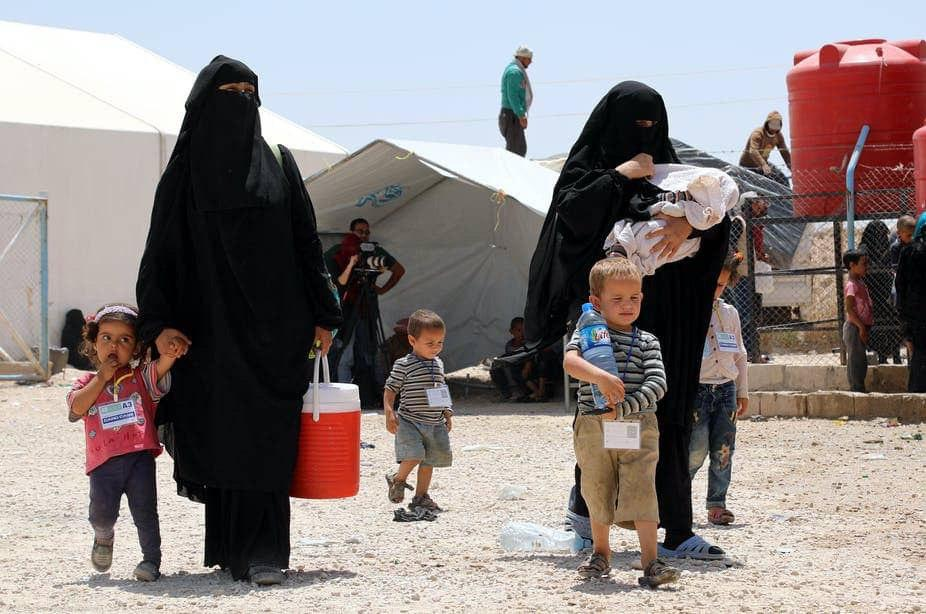 تصویر بازگرداندن کودکان داعش بزرگترین چالش کشورهای اروپایی