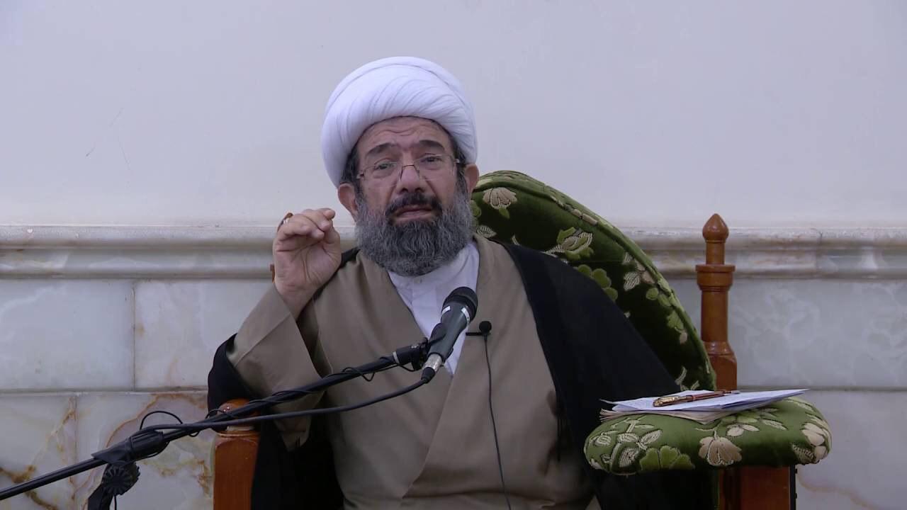 تصویر تاکید حوزه علمیه نجف بر لزوم اقامه شعائر حسینی