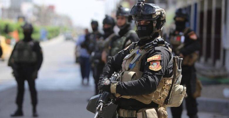 تصویر بازداشت صدها تروریست داعشی در عراق طی دو ماه اخیر