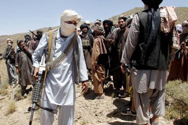 تصویر ادعای طالبان/آتش بس ۳ روزه در افغانستان