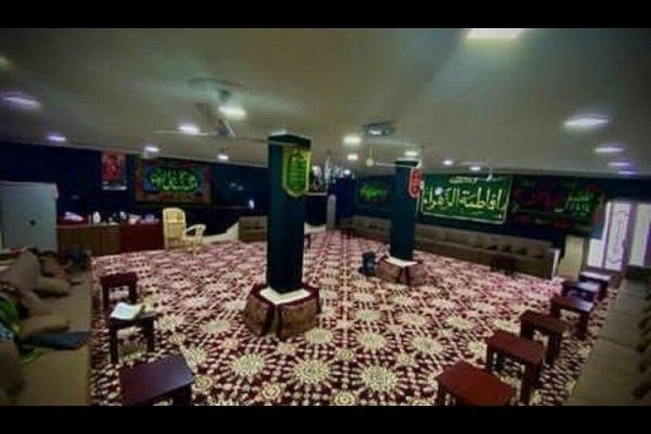 تصویر بستن دومین مسجد شیعیان در کشور بحرین