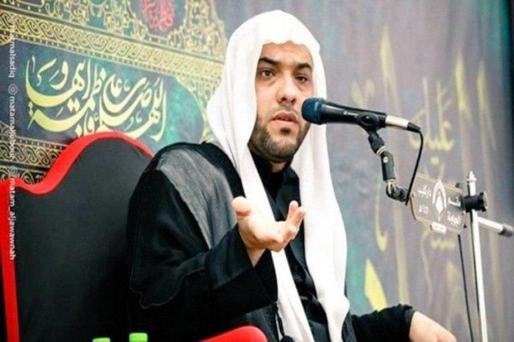 تصویر بازداشت خطبای بحرینی به جرم اشاره به جنایات بنیامیه و یزید بن معاویه