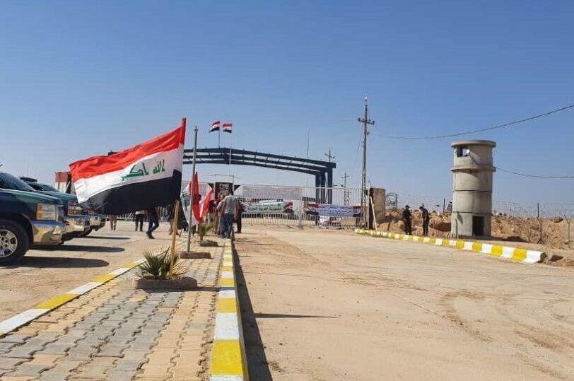 تصویر همه مرزهای ایران و عراق باز شد