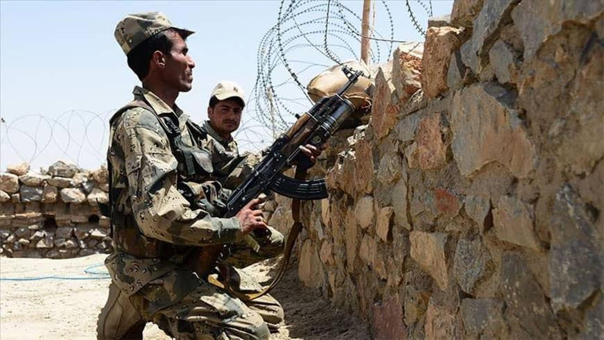 تصویر هلاکت ۴ تروریست در وزیرستان پاکستان
