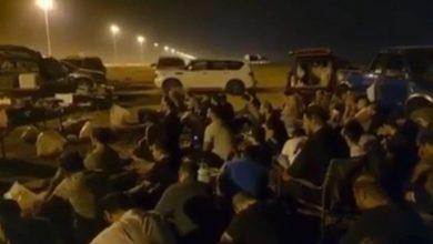 تصویر درخواست شیعیان کویت برای مشارکت آنها در زیارت اربعین حسینی